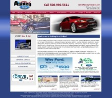 Ashley Ford Sales