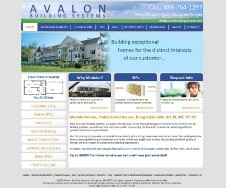 Avalon Building Systems - Modular Homes
