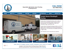 Greater Boston Plumbing & Heating