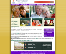 Assisted Senior Living - Spring Arbor Living