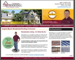 Roofing Contractor, Virginia Beach